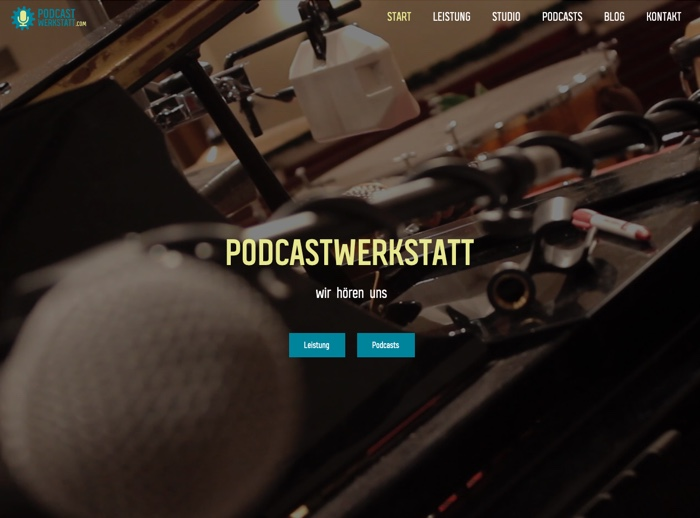 Podcastwerkstatt